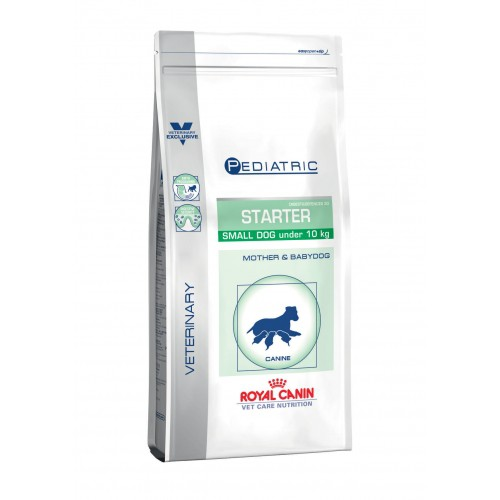 Alimentation pour chien - Royal Canin Vet Care Starter Small Dog pour chiens