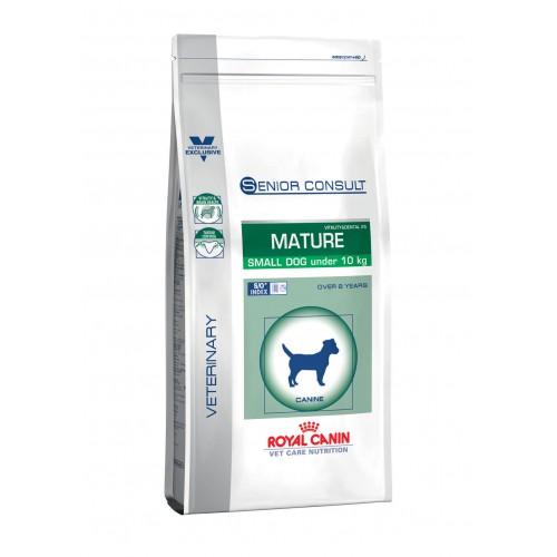 Alimentation pour chien - Royal Canin Vet Care Mature Small Dog / Mature Consult Small Dogs pour chiens