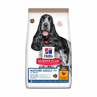 Croquettes pour chien mature de 7 ans et + - Hill's Science Plan No Grain Large Mature Adult 7+ No Grain Large Mature Adult 7+