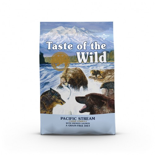Alimentation pour chien - Taste Of The Wild Pacific Stream Adult pour chiens