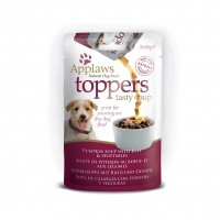 Aliment humide pour chien - APPLAWS Toppers Soupe Adulte