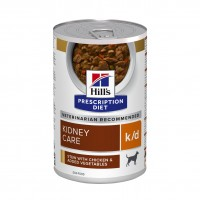 Prescription - HILL'S Prescription Diet k/d canine mijoté