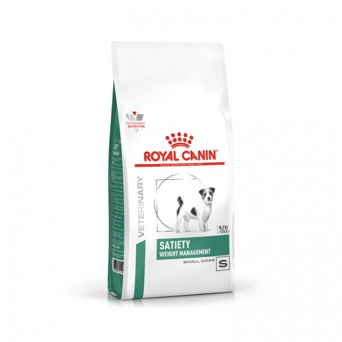 Alimentation pour chien - Royal Canin Veterinary Satiety Weight Management Small Dog pour chiens