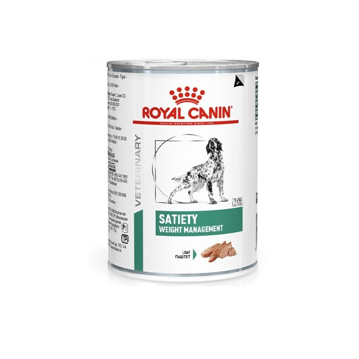 Alimentation pour chien - Royal Canin Veterinary Satiety Weight Management pour chiens