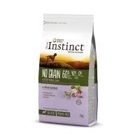 Croquettes pour chiens - True Instinct No Grain Medium Maxi Adult