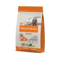 Croquettes pour chiens - Nature's Variety Selected No Grain Medium Maxi Adult Saumon Nature's variety