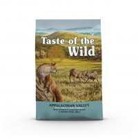 Croquettes pour chien - Taste Of The Wild Appalachian Valley Small Breed  Appalachian Valley Small Breed