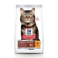 Croquettes pour chat de plus de 7 ans - Hill's Science plan Hairball Indoor Mature Adult 7+ Hairball Indoor Mature Adult 7+