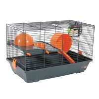 Cage pour hamster - Cage Indoor 50 hamster Zolux