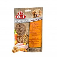 Friandises pour chien - Freeze Dried 8in1