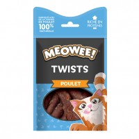 Friandises pour chat - Sticks Twists Meowee