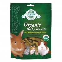 Friandise pour rongeur - Organic Barley Biscuits Oxbow