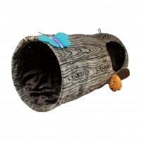 Tunnel pour chat - Tunnel Spaces Burrow KONG KONG