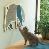 Griffoir pour chat - Griffoir mural Blue Bear Beeztees