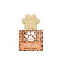 Shampooing solide pour chien et chat - Shampooing solide poils longs Naiomy