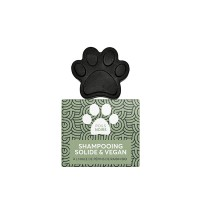 Shampooing solide pour chien et chat - Shampooing solide Poils noirs Pepet's